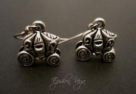 Boucles d'oreille Cendrillon