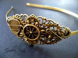 Serre-tête Jules Verne : Le Tour du Monde en 80 Jours 1
