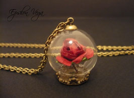 Sautoir Merveilleux, My Enchanted Rose !