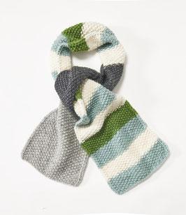 Schal fürs Leben - fertig gestrickt