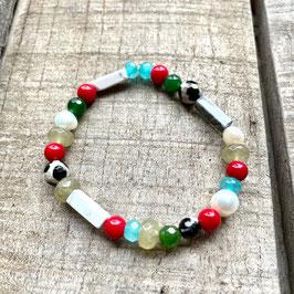 Multicolour Armband