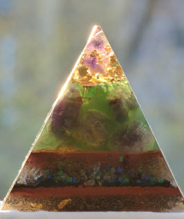 Merkaba Pyramide