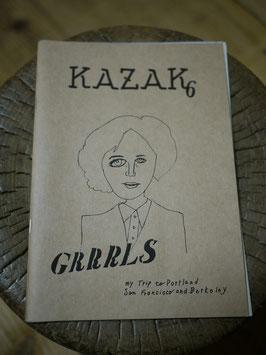 KAZAK #6「GRRRLS」