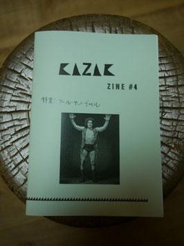 KAZAK #4「フール・オン・ザ・ヒル」