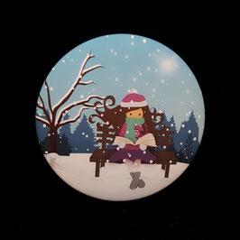 Miroir - Zoé et le conte d'hiver