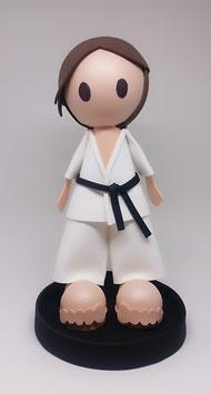 Niño judo