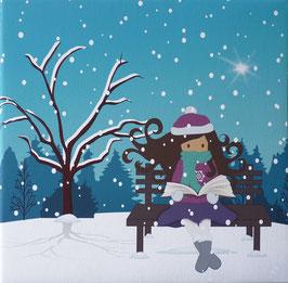 Zoé et le conte d'hiver