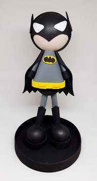 Niño disfrazado de Batman