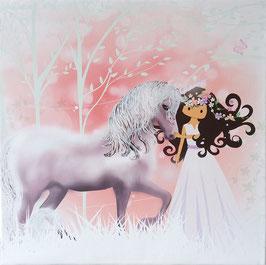 Zoé y su unicornio