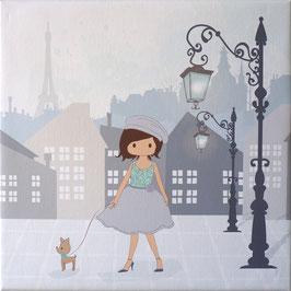 Zoé à París