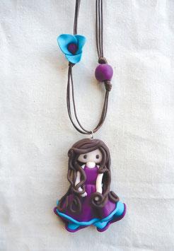 Zoé purple