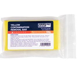 Valet Pro Reinigungsknete gelb 100 Gramm Medium