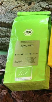 """Bio Kräuter-Tee Mischung """"Jungfitti"""""""