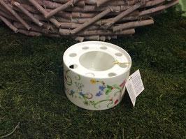Designer Porzellan-Stövchen Dekore Toskana