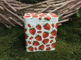 """Aromaschutz-Dose """"Erdbeere"""""""