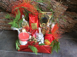 """Geschenkarrangement """" Weihnachts- Zauber"""""""