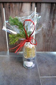 Männer-Weihnachts-Geschenk Tee & Weckglas-Kerze
