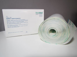 MaiMed®-stretch transparent  10cm x 10m Rolle
