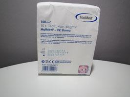 MaiMed®-VK-Stoma-unsteril 10x10 cm