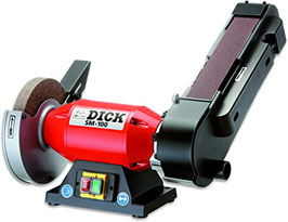 DICK® SM 100 Bandschleifmaschine