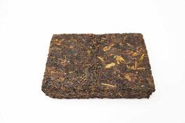 Fu-Tee  Ziegel- 400 Gramm - Jahrgang 2015 - Handgepresst