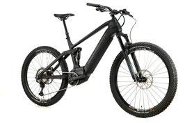 Pro Cycle Fully schwarz/matt Dekor black XL