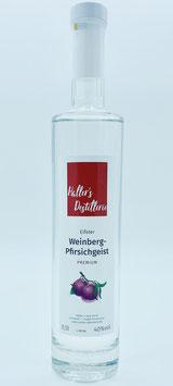Weinberg-Pfirsichgeist