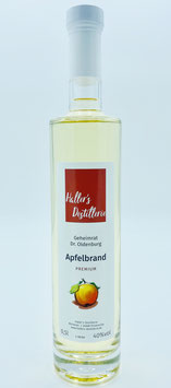 Apfelbrand - Geheimrat Dr. Oldenburg