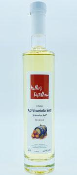 """Apfelweinbrand nach """"Calvados Art"""" hergestellt"""