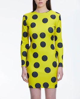 Vestido Fichas Amarillo