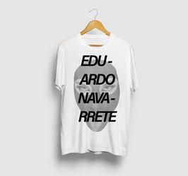 Camiseta Eduardo Navarrete B&W