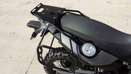 Nomad Rider Rear & Side Racks F800 GS (Years 08-12)