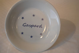 """Assiette Creuse """"Gaspard"""""""