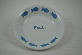 "Assiette Creuse ""Paul"""