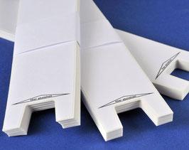 mail-ink-Frankieretiketten für Ultimail Streifenspender - 1.000 Stück