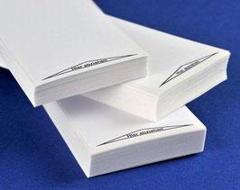 mail-ink-Frankierstreifen für Pitney Bowes DM300C, DM400C und DM450C+ - 1.000 Stück