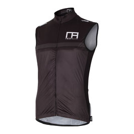 "NEON active® Radweste - Windgilet ""Black Line Light"""