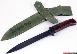 Штык образца 1958 года к автомату VZ-58 /ножны химзащита/