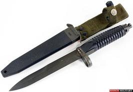 Штык к автоматической винтовке G 3 (ФРГ).