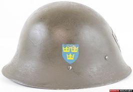 Каска шведская образца 1921 года