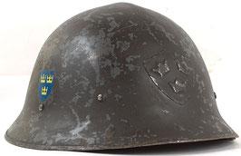 Каска шведская образца 1921 года № 5