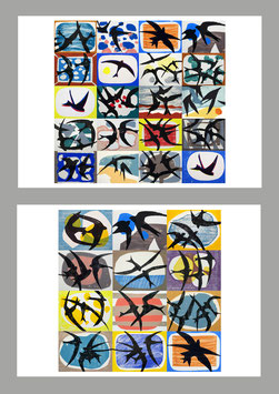 Zwaluwkaarten