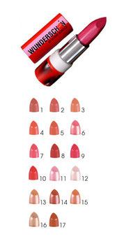 Wunderschön Lipstick