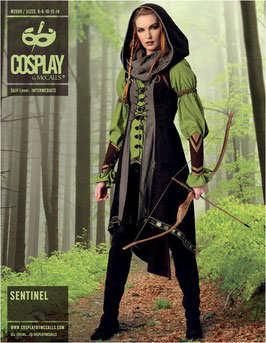 Sentinel 2080 - Cosplay Schnittmuster
