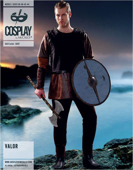 Valor 2052 - Cosplay Schnittmuster