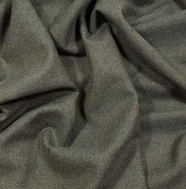 Reduziert, Seidenmischung, Melange grün-blau, 50 cm