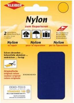 Nylon selbstklebend für Schnellreparatur, Farbe marine dunkel