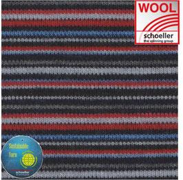 Merino Woll-Interlock Jersey, extra fine, 18,5 Micron, Superwash, Feinstreifen Nr.5