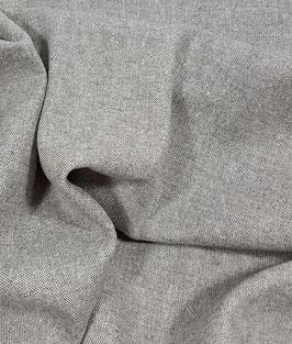 Reduziert, leichter Tweadstoff, Wolle mit Leinen, 50 cm