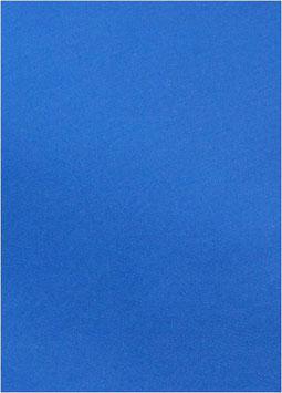 Reduziert, Baumwollgabardine, robust, helleres königsblau, 1 Meter